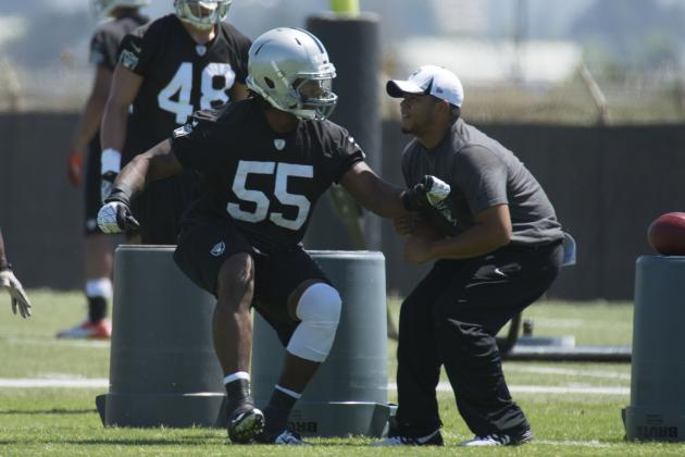 Sio Moore the key to resurgent Raiders defense?