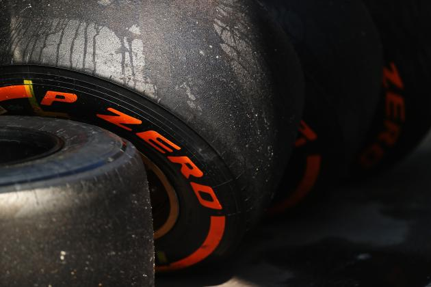 Pirelli Confident It's on Top of Tyre Failures