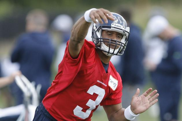 Russell Wilson Talks Past, and Future