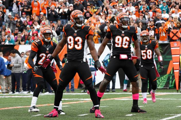 Cincinnati Bengals: The Impending DE Dilemma