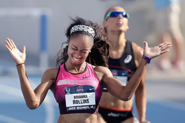World Track and Field: Brianna Rollins Leads Powerful US Hurdles Team to Moscow