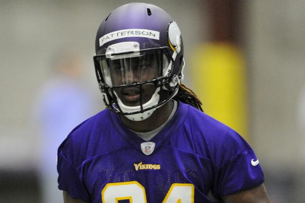 Cordarrelle Patterson Faster Than Randy Moss?