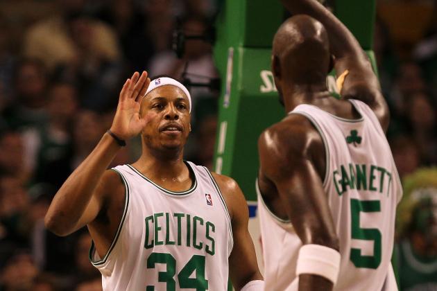 Celtics Trade Rumors: Boston Must Rebuild and Move Kevin Garnett, Paul Pierce