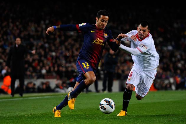 Thiago Alcantara Would Be Wise to Hear Out Barcelona Before Deciding Future
