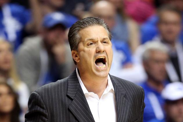 "Calipari: ""They're on a Mission."""