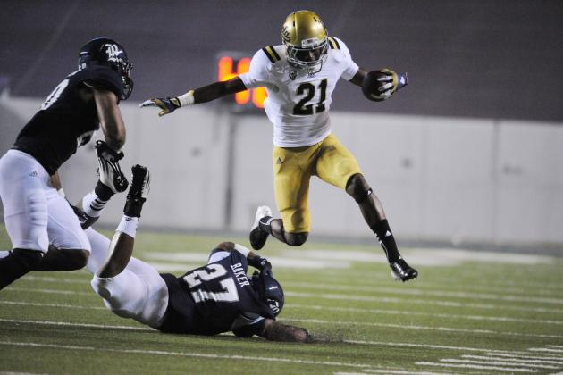 UCLA Football: Bruins WR Kenneth Walker Will Reportedly Miss 2013 Season