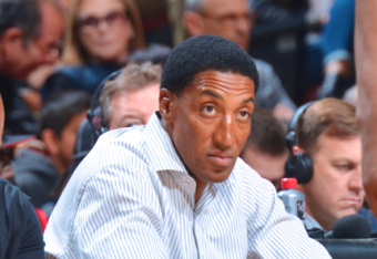 Scottie Pippen Reportedly Knocked Out Another Man Outside Malibu Restaurant