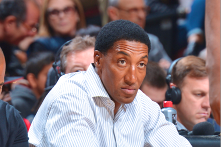 Scottie Pippen Reportedly Arrested for Knocking Out Another Man