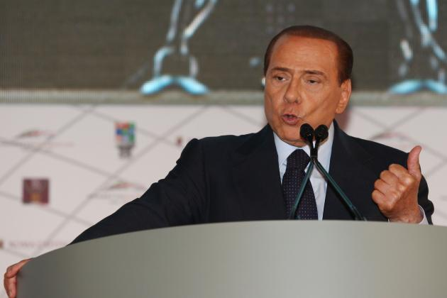 AC Milan Owner Silvio Berlusconi Sentenced to 7 Years in Jail in Sex Case