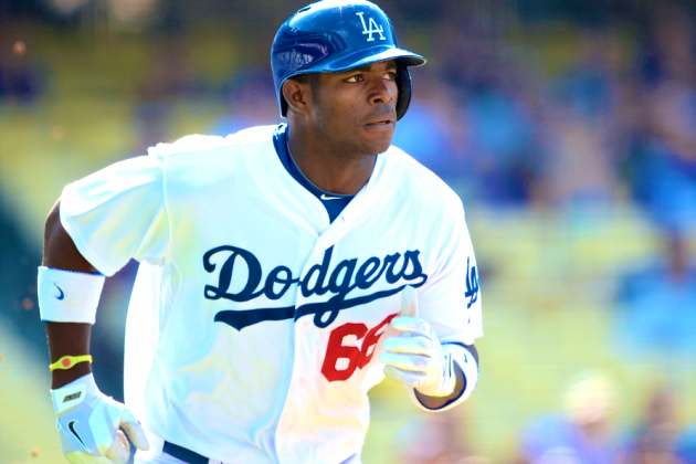 How Will Yasiel Puig React to the Intense Hatred of Dodgers-Giants Rivalry?