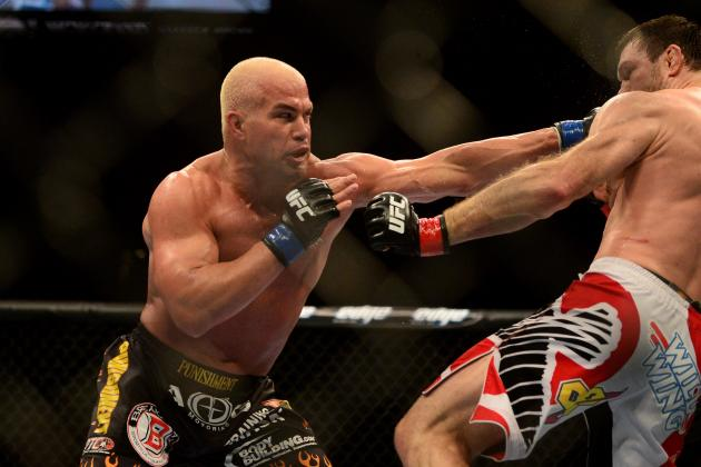 Tito Ortiz: Stephan Bonnar Doesn't Belong in the UFC Hall of Fame