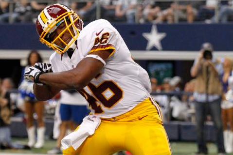 Video: Alfred Morris Touchdown Celebration Featured in Madden NFL 25
