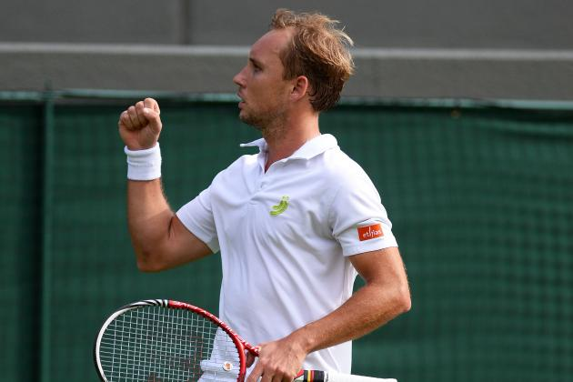 Nadal Upset by Darcis in 1st-Round of Wimbledon