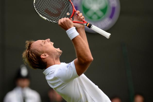 Wimbledon 2013 Scores: Most Surprising Results from Day 1