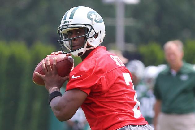 Geno Smith: I've Already Made a 'Giant Leap' with Jets