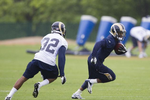 Where Does Brandon McGee Fit in the Rams' Plans for 2013?