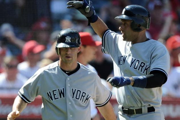 Derek Jeter's Days as Yankees' Leadoff Hitter Should End Upon His Return