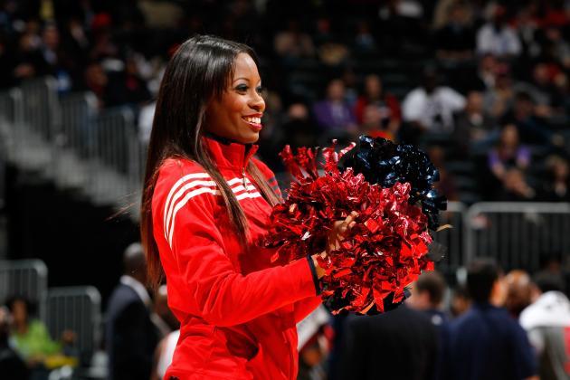 South Carolina's Jadeveon Clowney Reportedly Dating Former Hawks Cheerleader