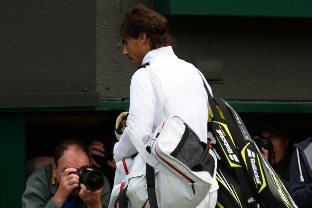 Rafael Nadal's Early Exit at Wimbledon Opens Door for Roger Federer to Repeat