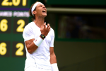 Nadal Falls in Stunning 1st-Round Upset at Wimbledon