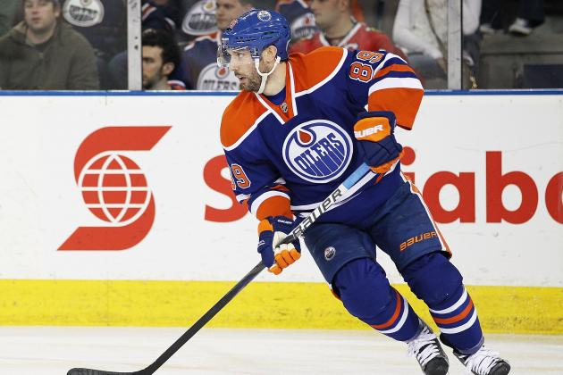 Toronto Maple Leafs Kicking the Tires on Sam Gagner, Says Toronto Sports Insider
