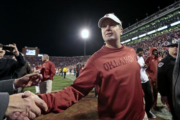Bob Stoops Hopes for Second White House Visit