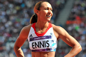 Jessica Ennis-Hill Pulls out of Tallinn Event Due to Ankle Injury