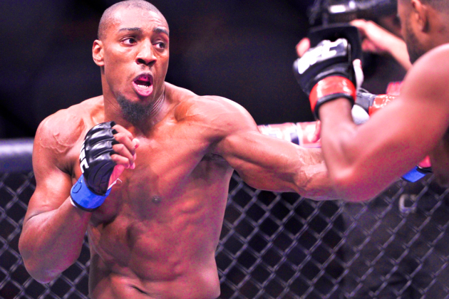 Could a Phil Davis Win over Lyoto Machida Earn Him a Shot at the Title?
