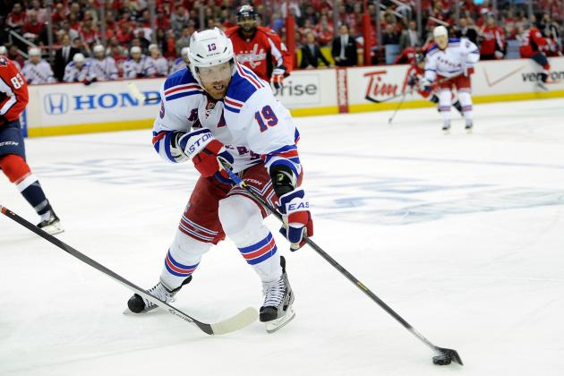 Sather: Brad Richards' Future to Be Discussed Soon