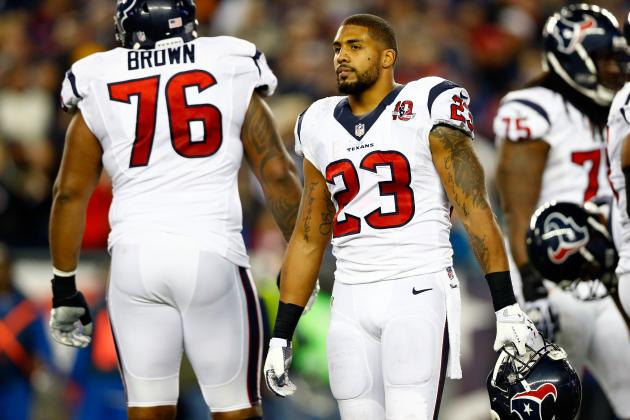 Early Projection of Texans' 53-Man Roster