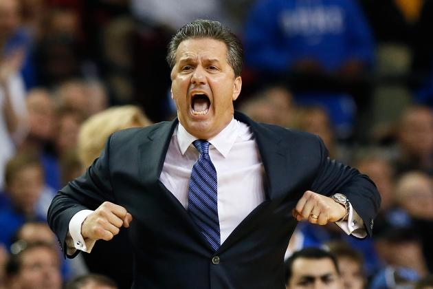 John Calipari Compares New-Look UK Roster to 2012 Title Team