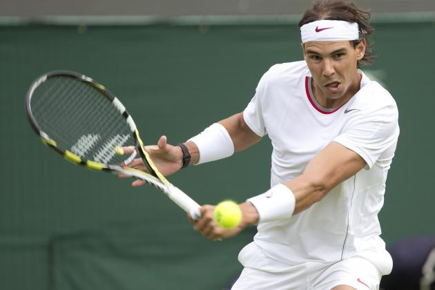 Breaking Down Rafael Nadal's Grass Court Struggles in Wake of Wimbledon Upset