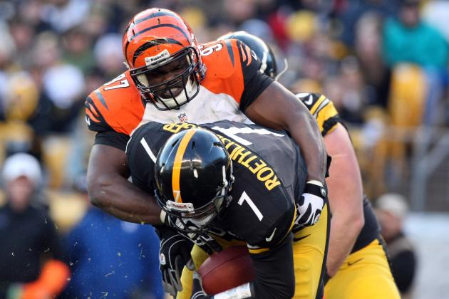 Grantland: The QB-Based Geno Atkins Diet