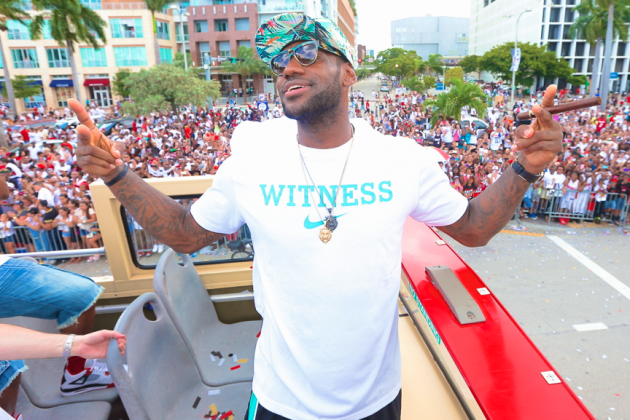 Miami Heat Parade 2013: Best Moments, Photos, Videos, GIFs and More