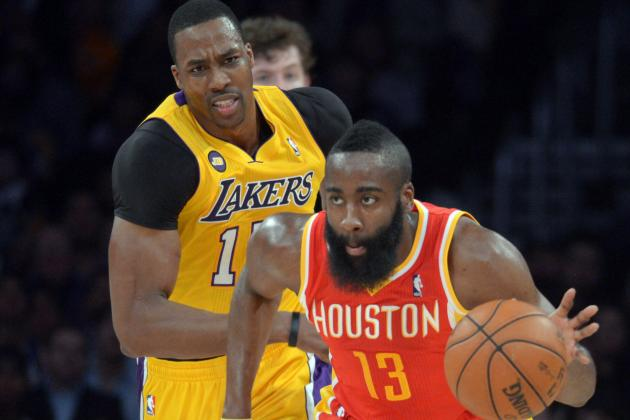 Debate: Would Acquiring Dwight Howard Make the Rockets Title Contenders?