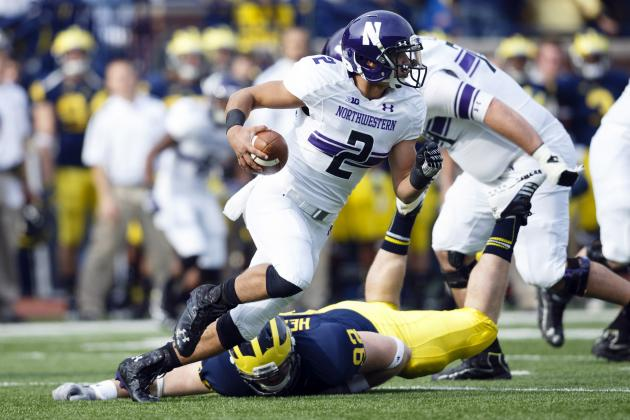 Why Northwestern Is the Most Underrated 2013 Team in Big Ten