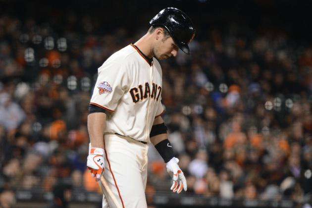 Giants 'Need to Crank It Up' for Road Trip