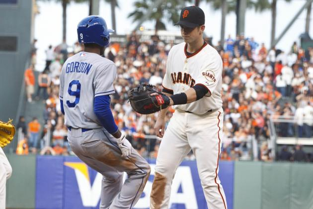 Giants-Dodgers Stat Pack