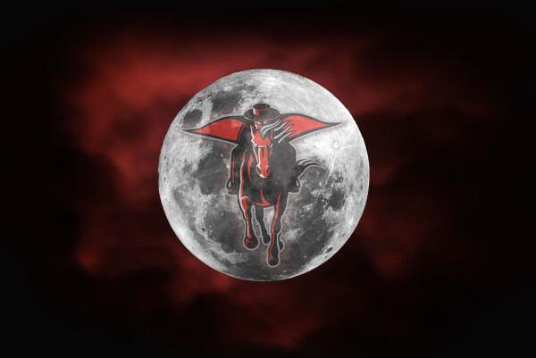 Both Texas Tech and Miami Appear to Be Claiming the #SuperMoon