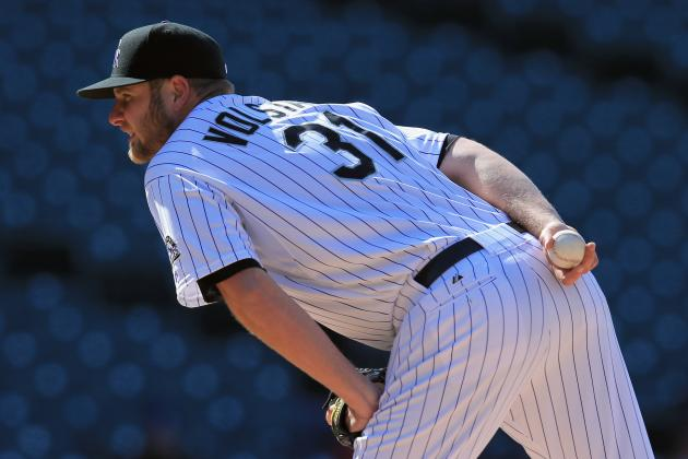 Chris Volstad, Logan Kensing Outrighted, Remain in AAA