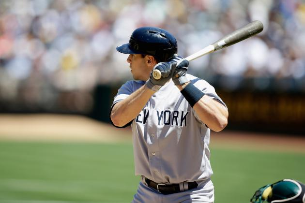 New York Yankees' Trade Deadline Plan if Mark Teixeira is Done for the Season