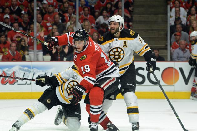2013 Stanley Cup: Chicago Blackhawks Look to Close out Boston Bruins