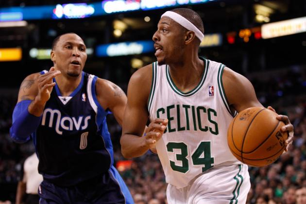 NBA Rumors: Latest on Fates of Shawn Marion, Luol Deng, Paul Pierce and More