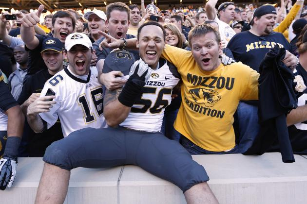 Why Missouri Is Most Underrated 2013 Team in the SEC