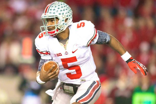 Breaking Down How to Stop Ohio State QB Braxton Miller