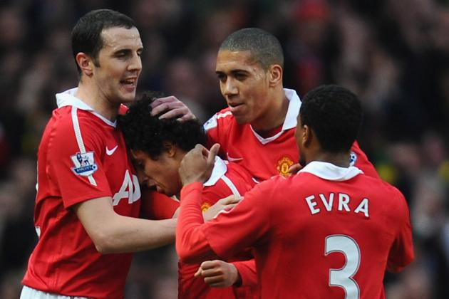 Manchester United: If Baines Doesn't Come, Should Fabio Replace Evra?