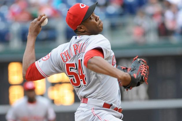 Cincinnati Reds Baseball: Chapman Wants to Be a 'Closer for Life'