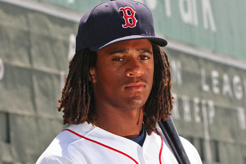 Red Sox Outfielder Shaq Thompson to Pursue Football Full-Time