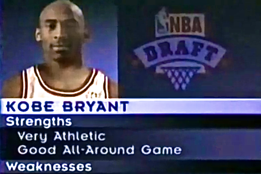 NBA Draft Profiles from Back in the Day