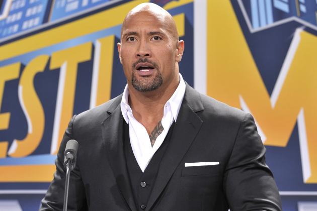The Rock's Diet for Hercules, Dwayne Johnson